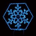 ヘキサゴン01 ブルー