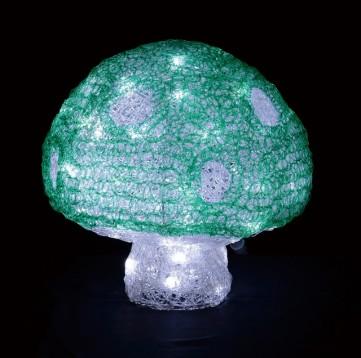 グローキノコ60球 グリーン