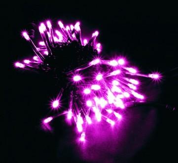 エコルミックストリングス ピンク (ブラックコード)
