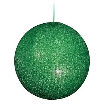 ハンギングシャギーボール80 グリーン