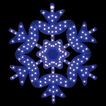 SMDスノーフラワー ブルー
