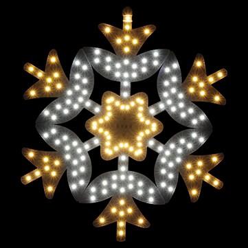 SMDスノーフラワー ホワイトゴールド