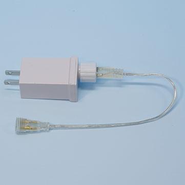ワイヤーデコライト10M用電源コード