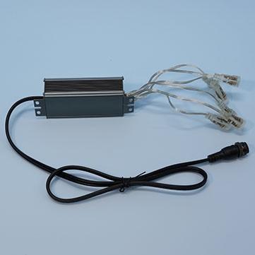 ワイヤーデコライト10M用6分岐コード