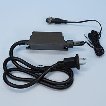 ワイヤーデコライト10M用6分岐コード用アダプター(防滴タイプ)