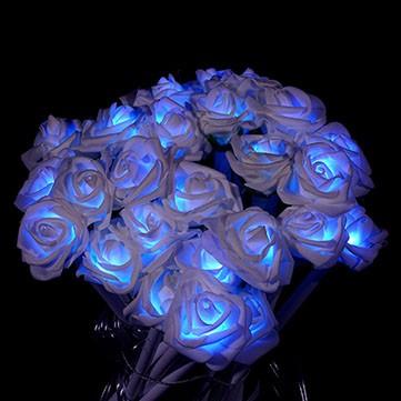 リアルローズスティック100 ブルー