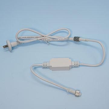電源コードT ホワイト