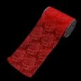 シースルーローズ レッド 巾15cm 18M巻