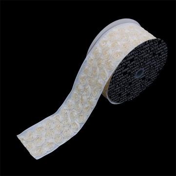 マウントローズ アイボリー 巾10cm 9M巻