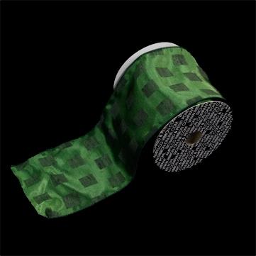 スクエアポイント グリーン 巾12.5cm 18M巻