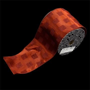 スクエアポイント レッド 巾12.5cm 18M巻