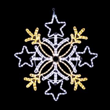 スノーフレークY21 ホワイトゴールド