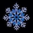 スノーフレークY27 ホワイトブルー