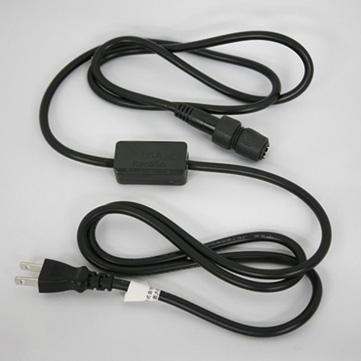13mmΦロープライト用 電源コードF