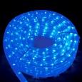 11mmφロープライト(ミディアムロール) ブルー 10m
