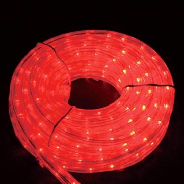 13mmφロープライト(ミディアムロール) レッド 8m
