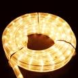 13mmφロープライト(ビッグロール) ゴールド 30m
