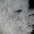 グリッターパインツリー 150 ホワイトパール