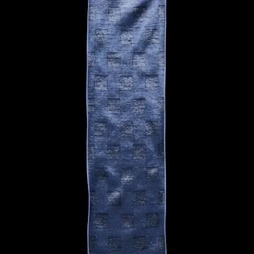 スクエアポイント ブルー 巾12.5cm 9M巻