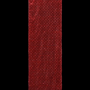 ドットグリッド レッド 15cm 9M巻