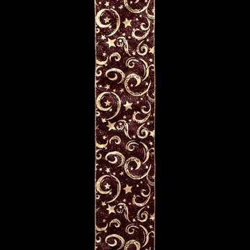 スターファンタジー ワイン 巾10cm 9M巻