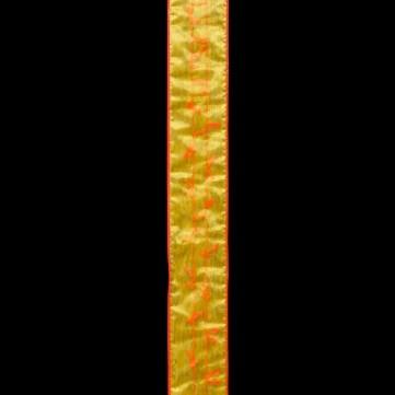 プルシュリンク オレンジ 巾6cm 9M巻