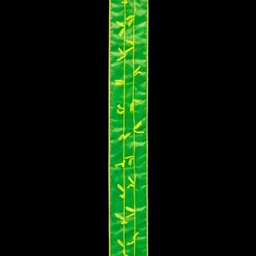 プルシュリンク ライムグリーン 巾6cm 9M巻
