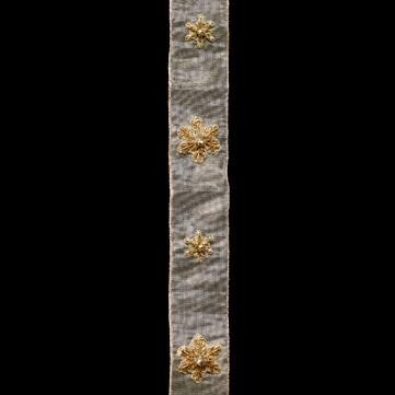スノーベル ゴールド 巾6cm 4.5M巻