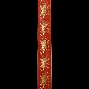 フライングエンジェル レッド 巾6cm 9M巻