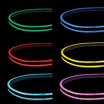 フレックスダブルライトRGB Mカット