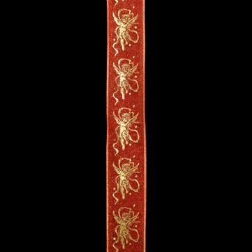 フライングエンジェル レッド 巾6cm 18M巻