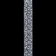 シースルーアラベスク ホワイト 巾6cm 18M巻