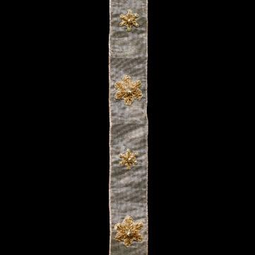 スノーベル ゴールド 巾6cm 9M巻