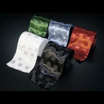 スクエアポイント レッド 巾12.5cm 9M巻