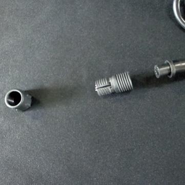 13mmΦロープライト用 延長電源コードF(ロープto電源)